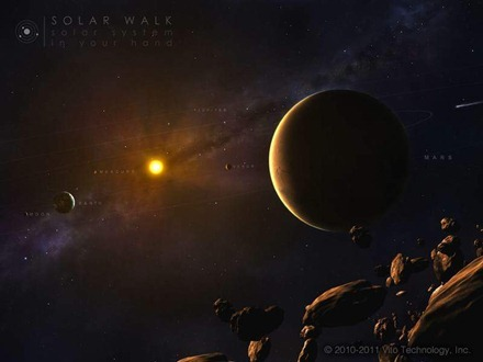 Solar Walk for iPad