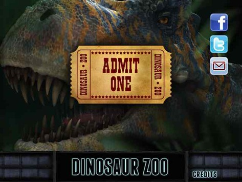 Dinosaur Zoo for iPad