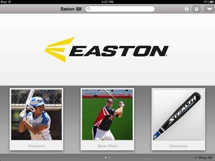 Easton Softball for iPad