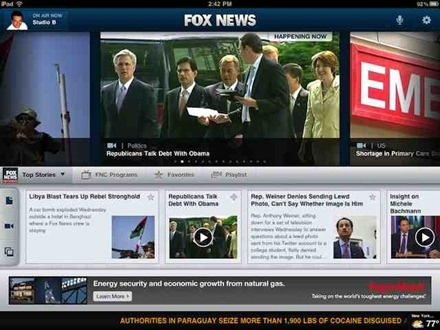 Fox News for iPad