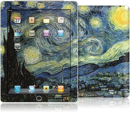 Gelaskins for iPad 2