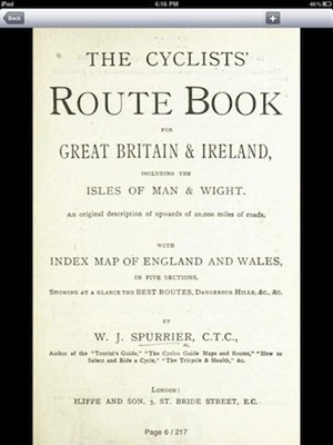 TheCyclistsRouteBook