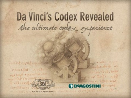 Da Vinci Codex Plus for iPad