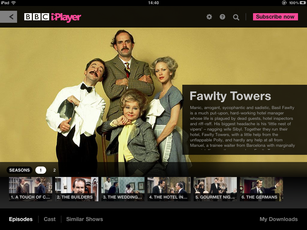 how to get bbc iplayer in france