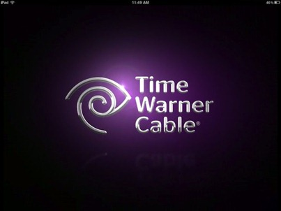 Time Warner Cable's iPad app