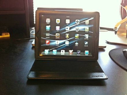 mophie workbook case for iPad 2