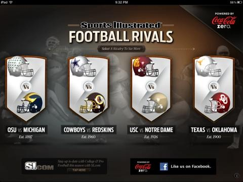 rivals college football college football scedule