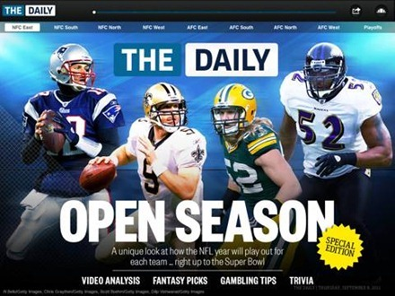 The Daily's Pro Football Guide 2011