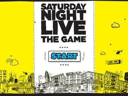 Saturday Night Live The Game for iPad