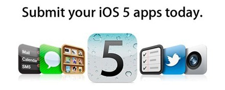 SubmitYouriOS5Apps
