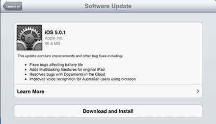 iOS501Download