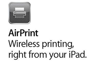 how to connect hp printer to ipad air