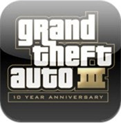 Grand Theft Auto 3 for iPad