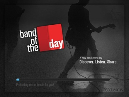 Band of the Day for iPad