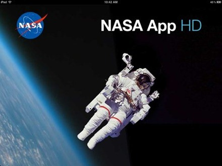 NASA App HD for iPad