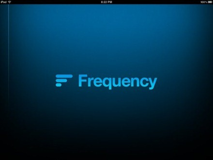 Frequency for iPad
