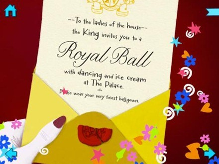 Invite to Ball