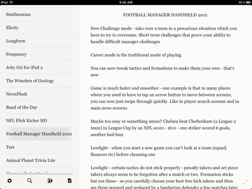 Plain Text for iPad