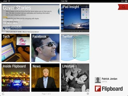Flipboard Cover Stories 2