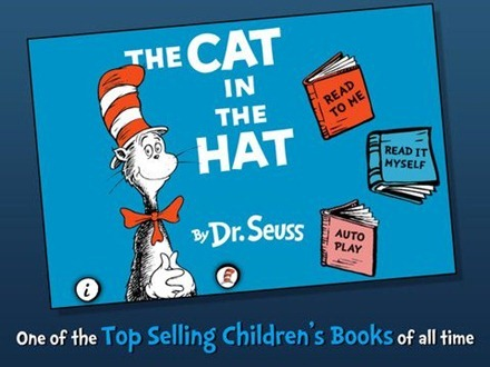 The Cat in the Hat for iPad