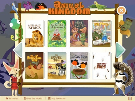 Children's Stories - FarFaria for iPad