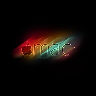 Colorful Mac retina iPad wallpaper