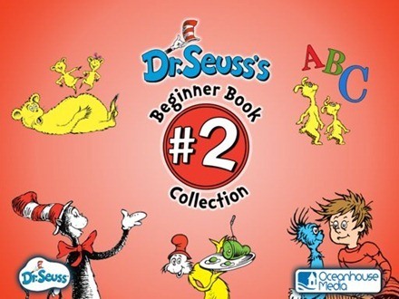 Dr. Seuss Beginner Book Collections for iPad