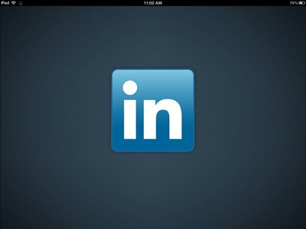 LinkedIn for iPad