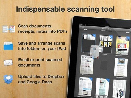 Scanner Pro for iPad
