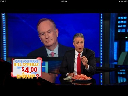 The Daily Show Headlines for iPad