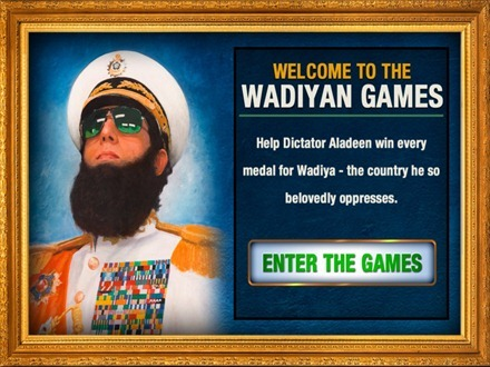 The Dictator Wadiyan Games for iPad