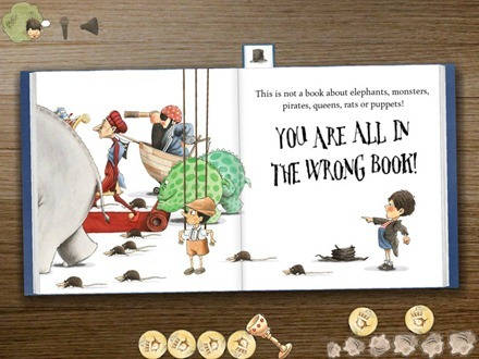 You Are All in the Wrong Book