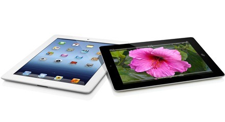 NewiPad White and Black