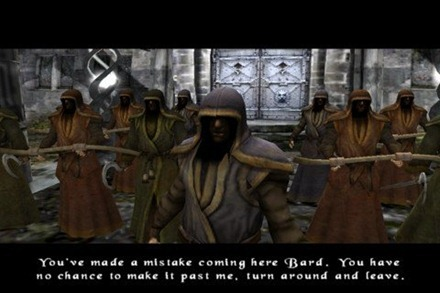 The Bard's Tale for iPad