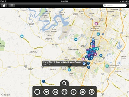 GuidePal Offline City Guides for iPad