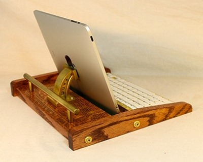 Cool Things Retro IPad Workstations From IDock It