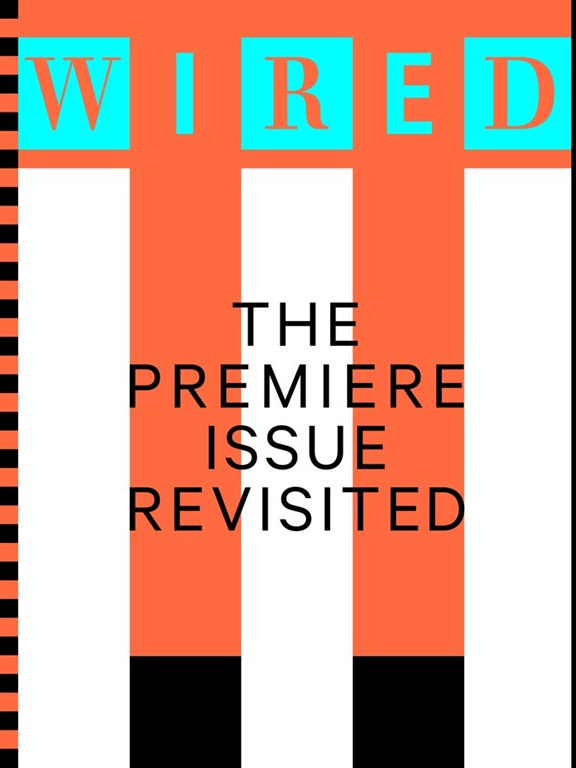 WIRED Celebrates 20 Year Anniversary with Reimagined First Issue ...