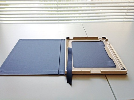 Pad and Quill Graduate Edition Case for iPad 3