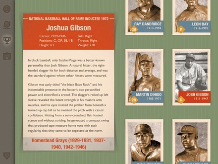 Legends Josh Gibson