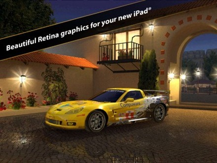 Real Racing 2 HD for iPad