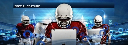 iPads in the NFL