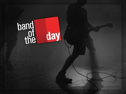 Band of the Day iPad app