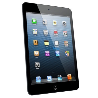 iPad MIni 3D rendering