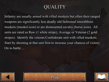 Infantry Quality