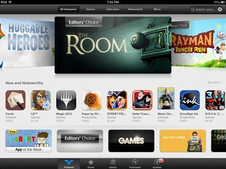 The Room iPad App Store