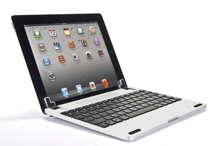 Brydge Black iPad keyboard case