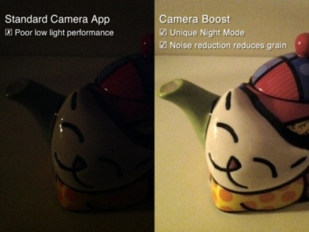 Camera Boost for iPad