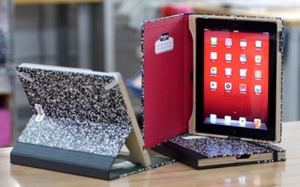 Composition Book Case for iPad MIni