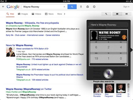 GoogleSearchvsSiriWayneRooney