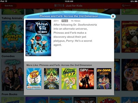 how to download a movie on netflix on ipad